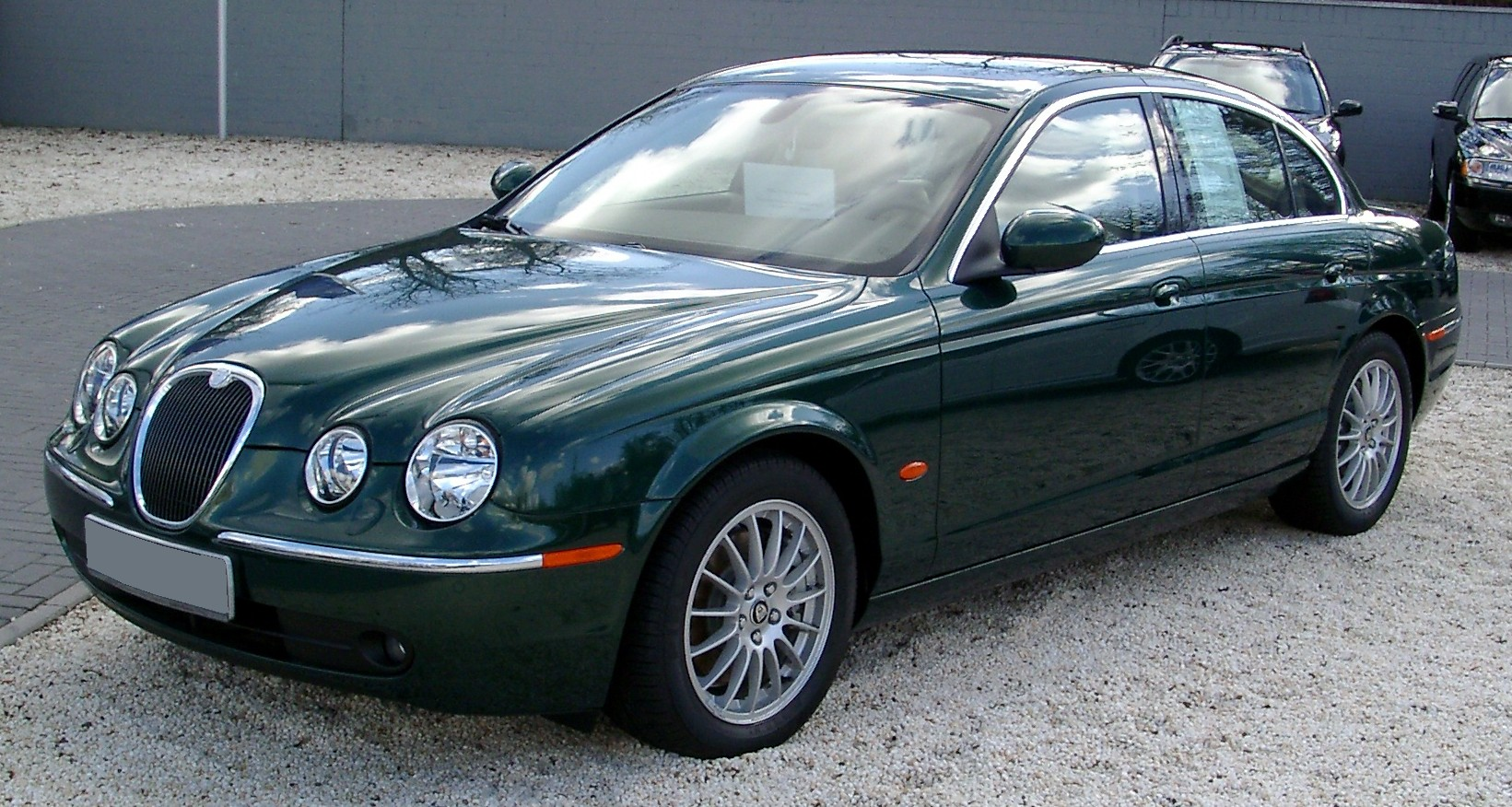 2008 Jaguar S-type #2