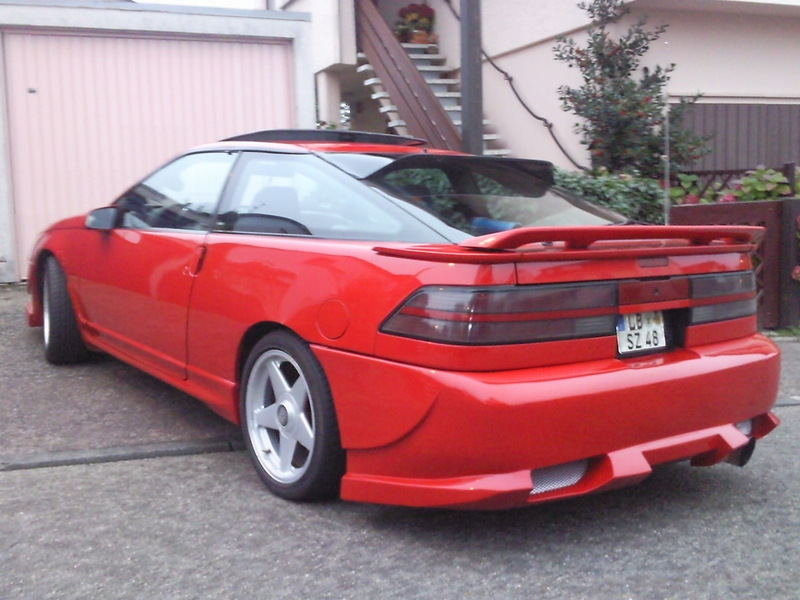 1992 Ford Probe #7