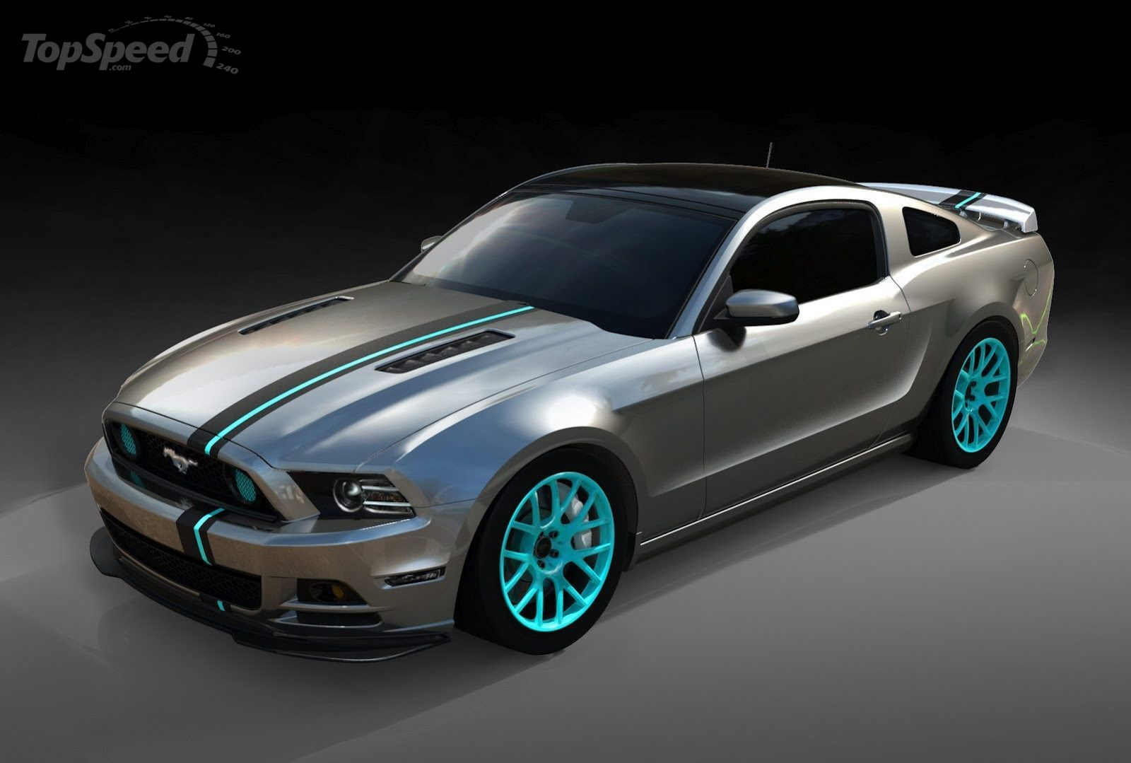 2013 Ford Mustang #13