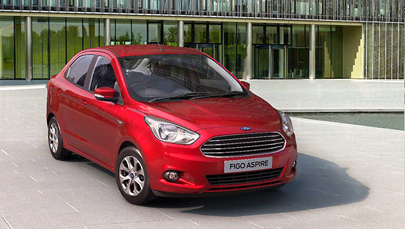 Ford Aspire #13