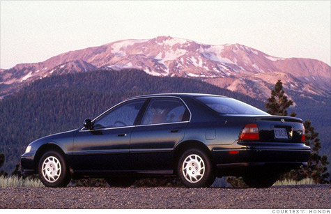 1994 Honda Accord #4