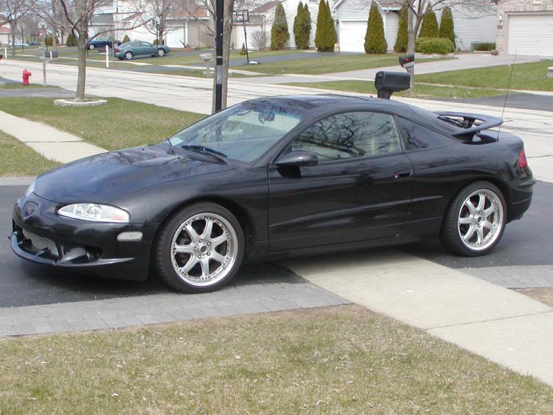 1997 Eagle Talon #5
