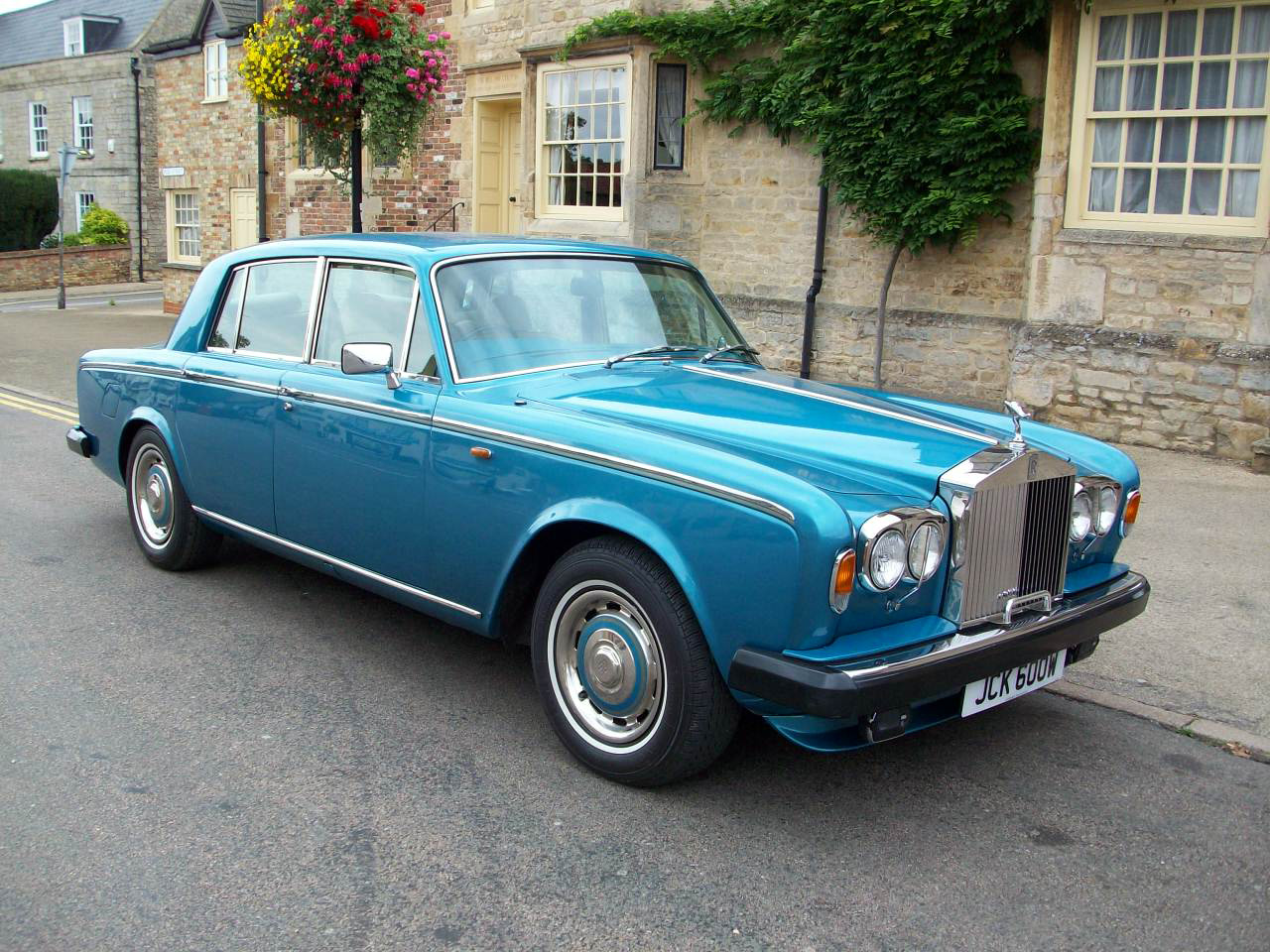 Rolls royce Silver Shadow #19