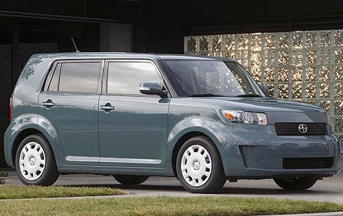 2009 Scion Xb #2