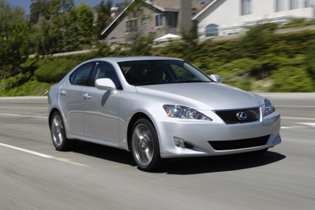 2008 Lexus IS #11