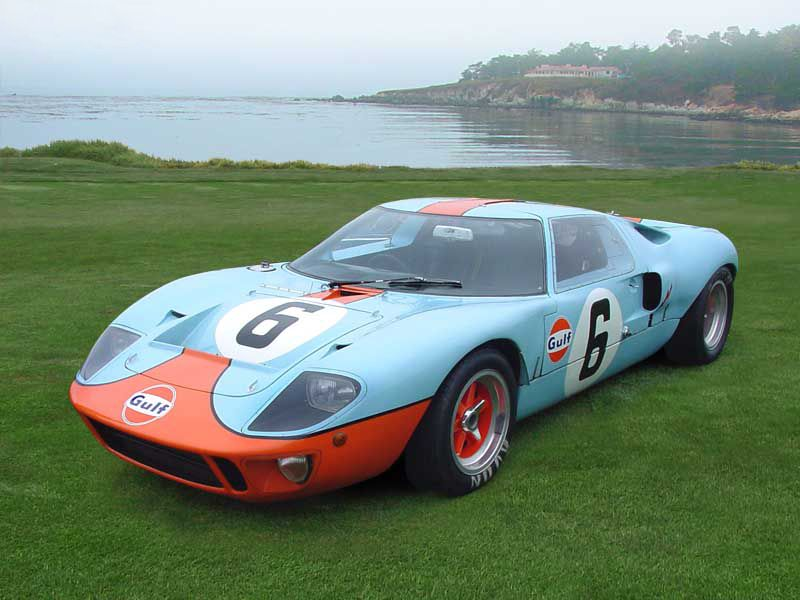 1969 Ford GT 40 #10