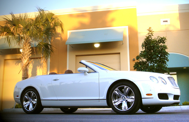 2008 Bentley Continental Gtc #15