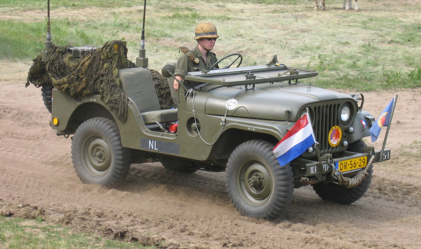 Jeep Willys #14