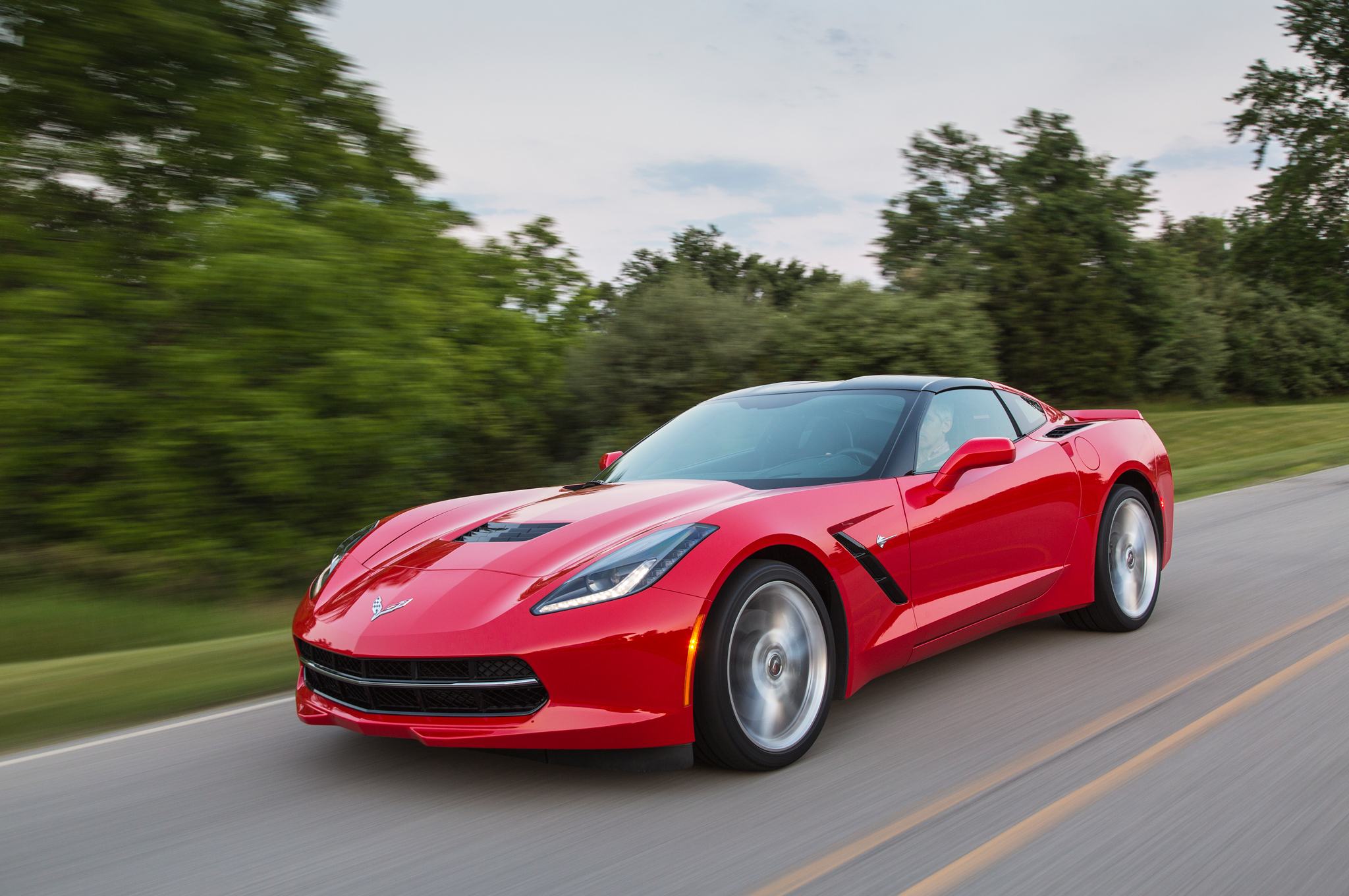 Chevrolet Corvette Stingray #16