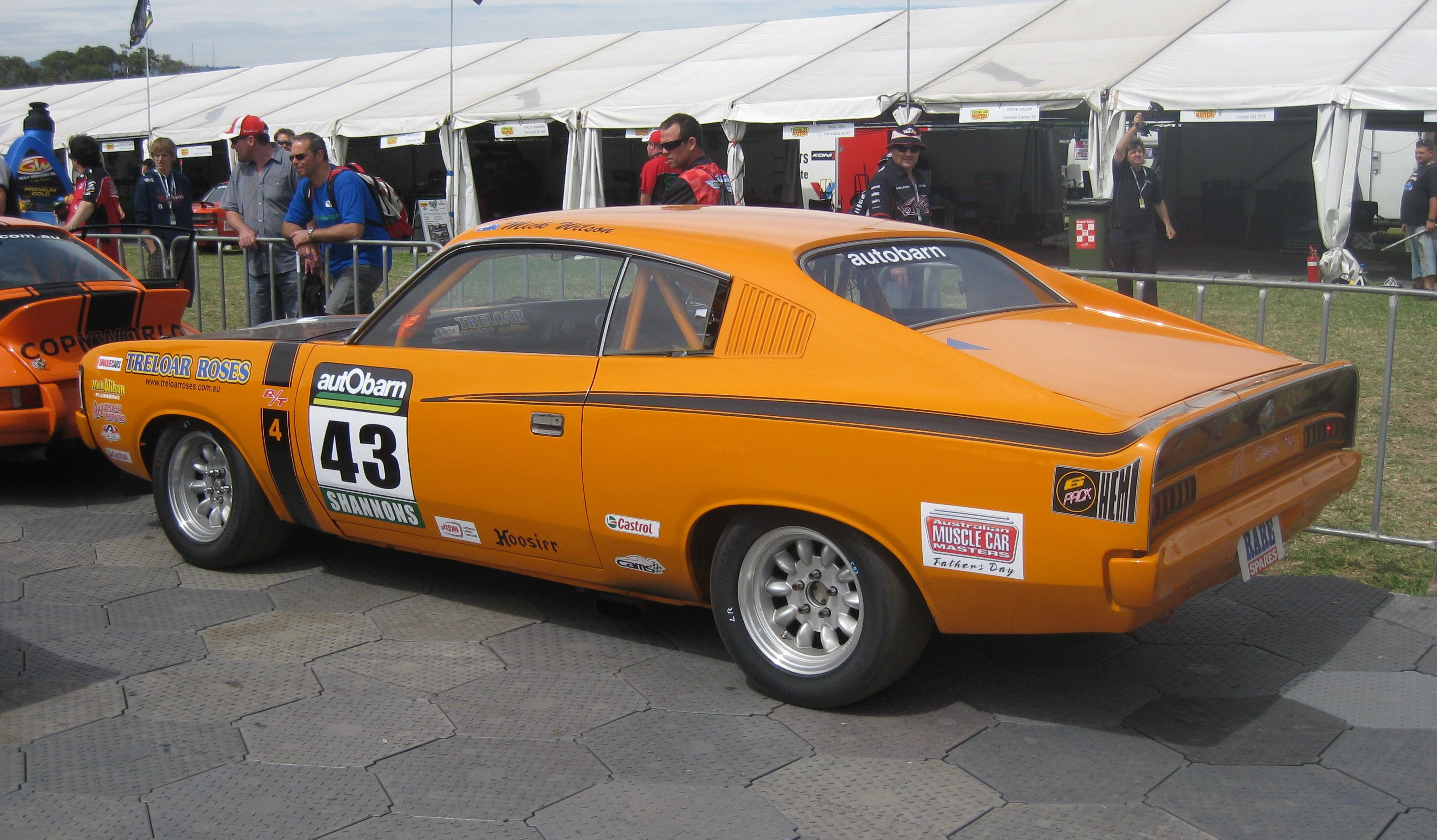 Chrysler Charger #10