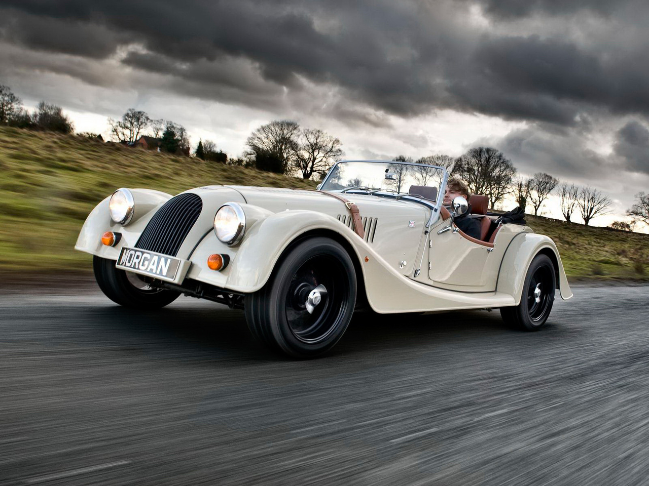 Morgan Plus 4 #11