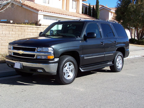 2004 chevrolet tahoe photos informations articles. Black Bedroom Furniture Sets. Home Design Ideas