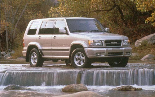 1999 Isuzu Trooper #11