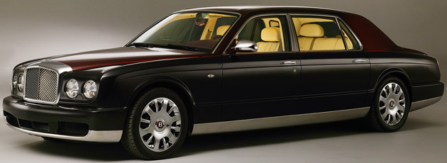 2001 Bentley Arnage #17