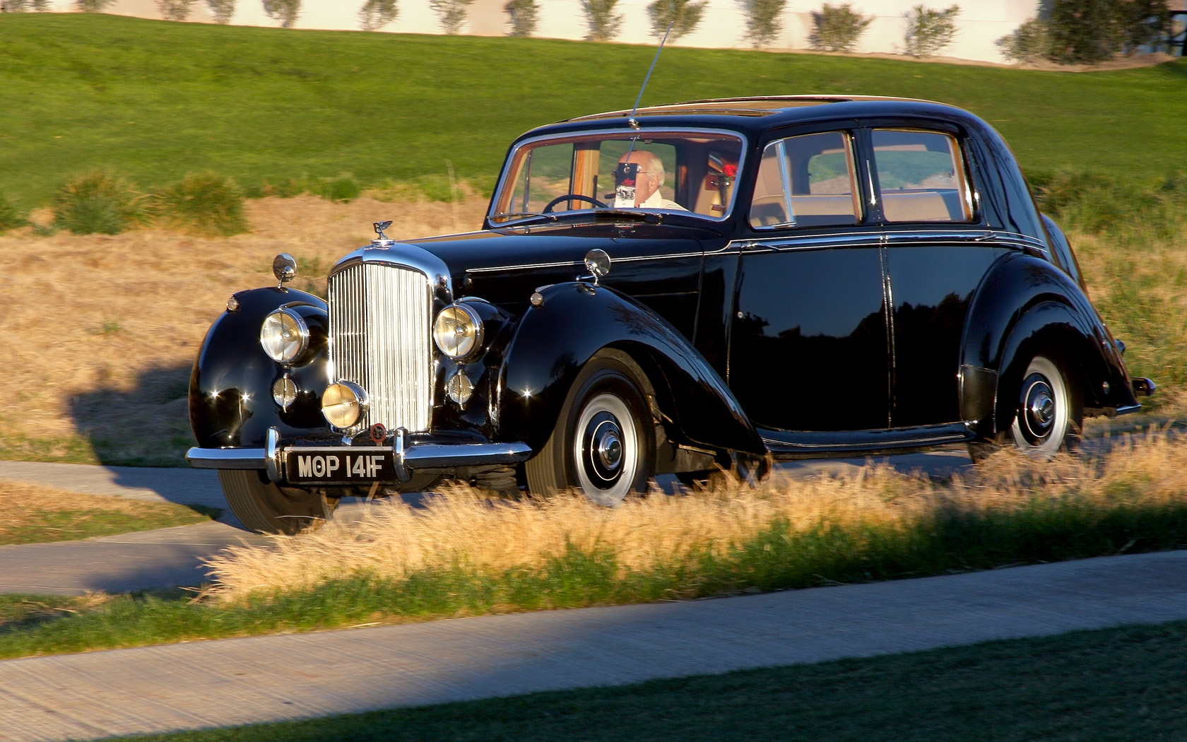 1951 Bentley Mark VI #5
