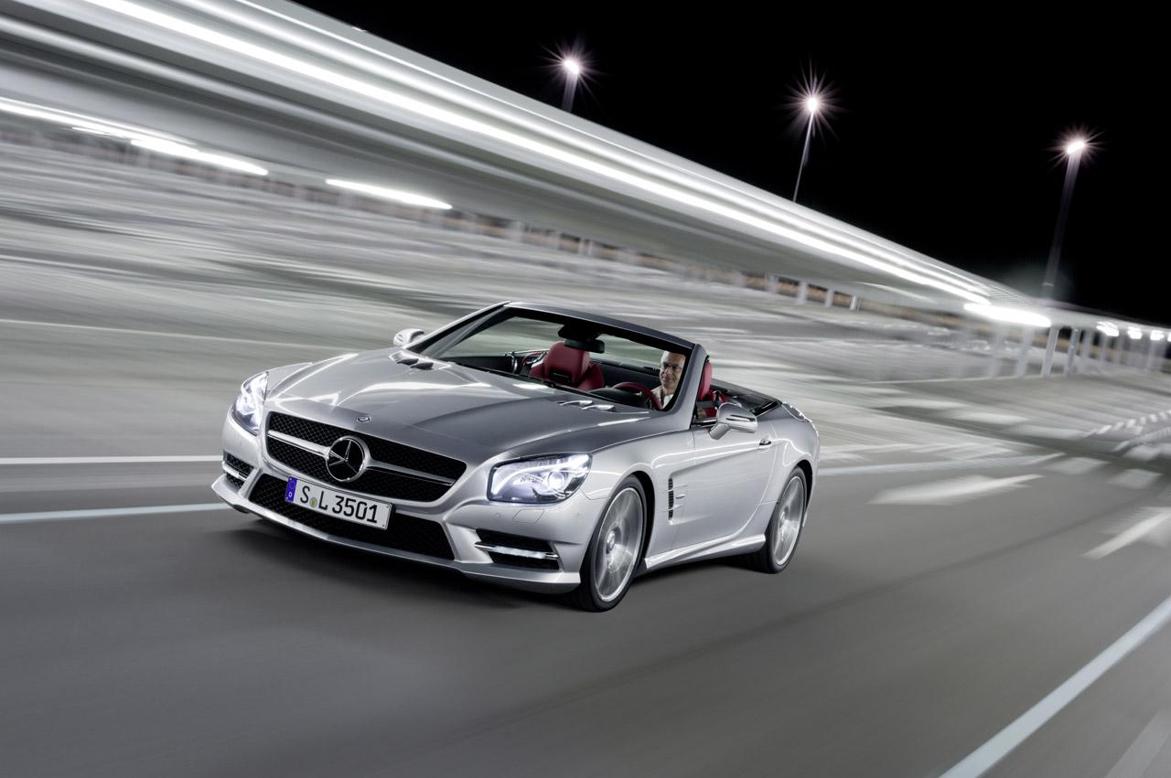2013 Mercedes-Benz SL #12