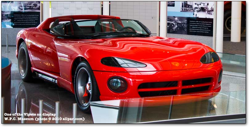 1996 Chrysler Viper #6