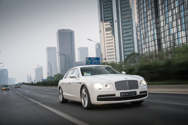 2014 Bentley Flying Spur #12