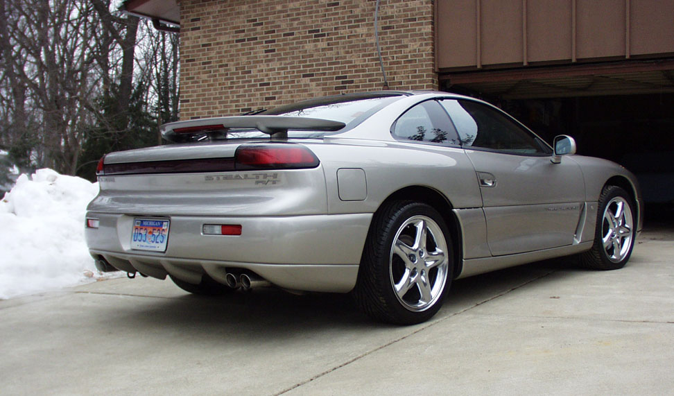 1996 Dodge Stealth #9