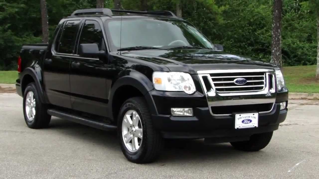 2008 Ford Explorer Sport Trac #7