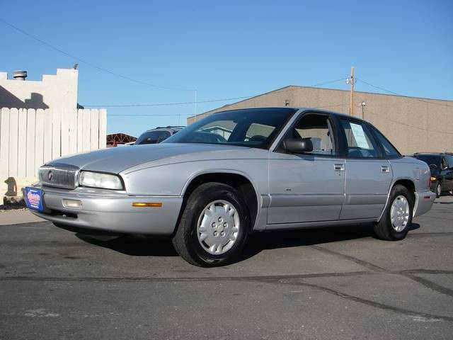1995 Buick Regal #17