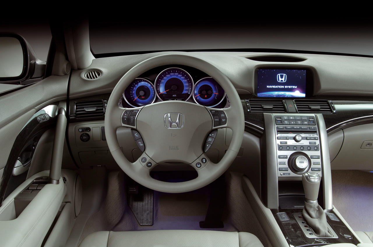 2008 Honda Legend #6