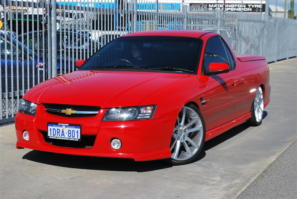 2006 Holden Ute Photos Informations Articles