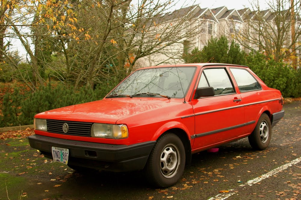1991 Volkswagen Fox #8