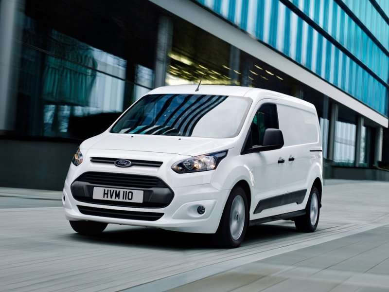 2015 Ford Transit Connect #9