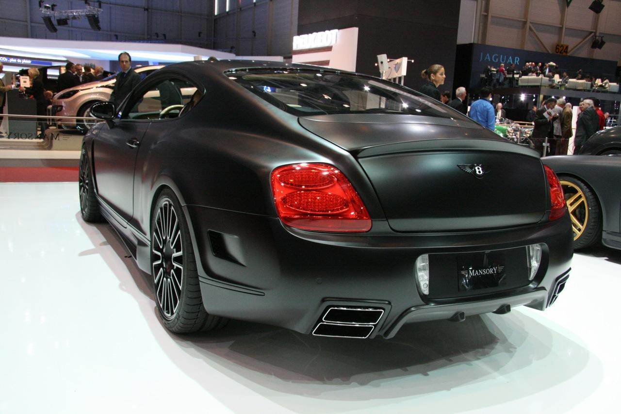 2009 Bentley Continental Gt Speed #16