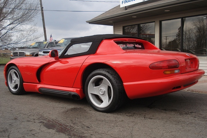 1994 Chrysler Viper #1