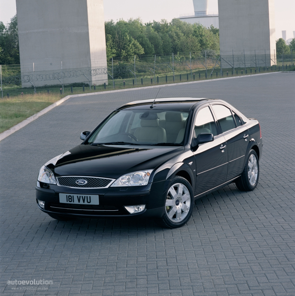 2003 Ford Mondeo #11