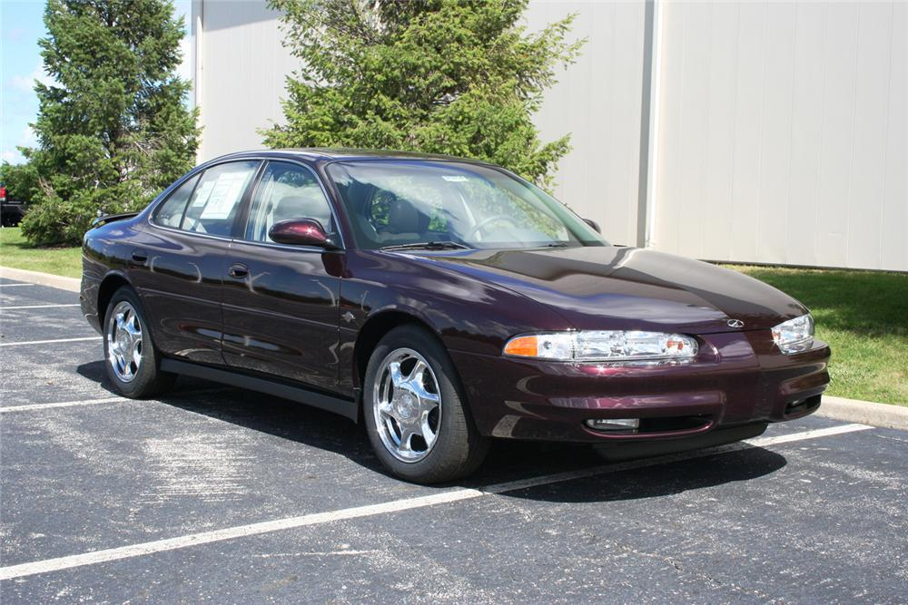 2002 Oldsmobile Intrigue #6
