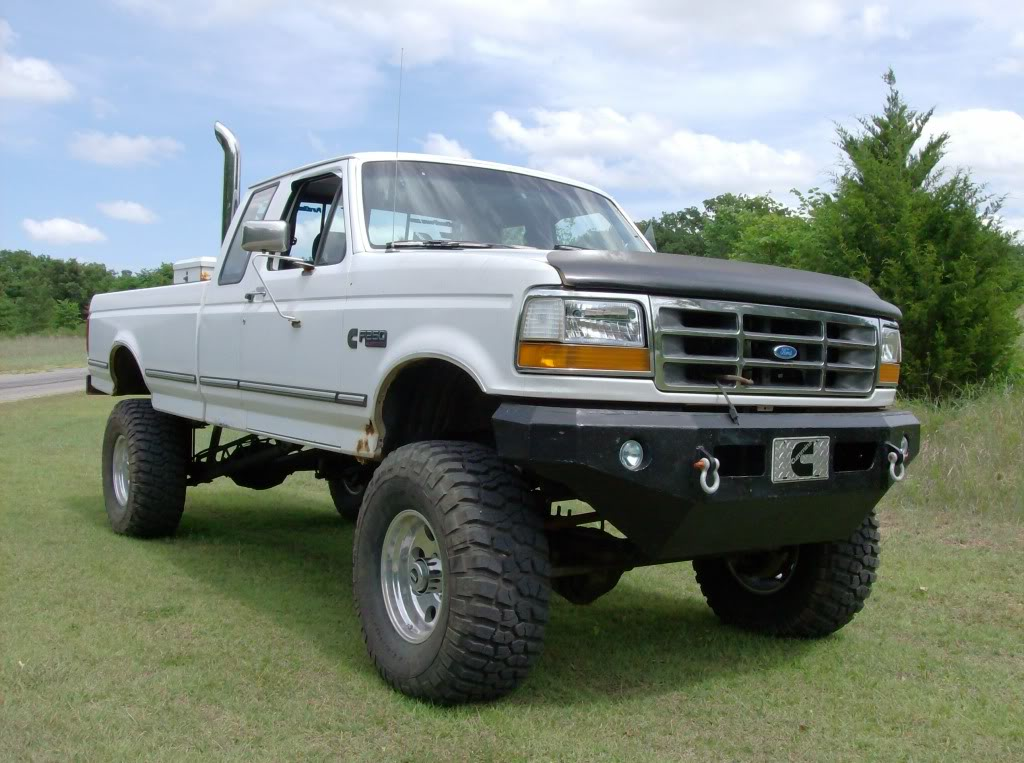 1993 Ford F-250 #8