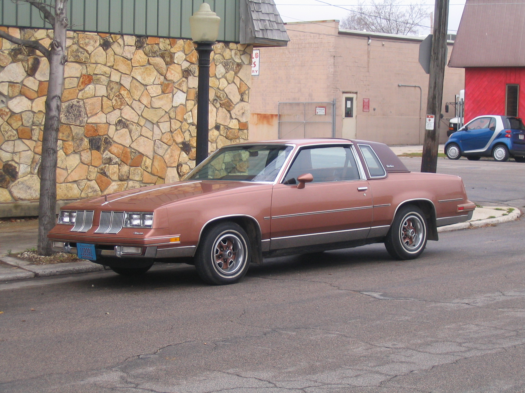 Oldsmobile Cutlass Calais #10