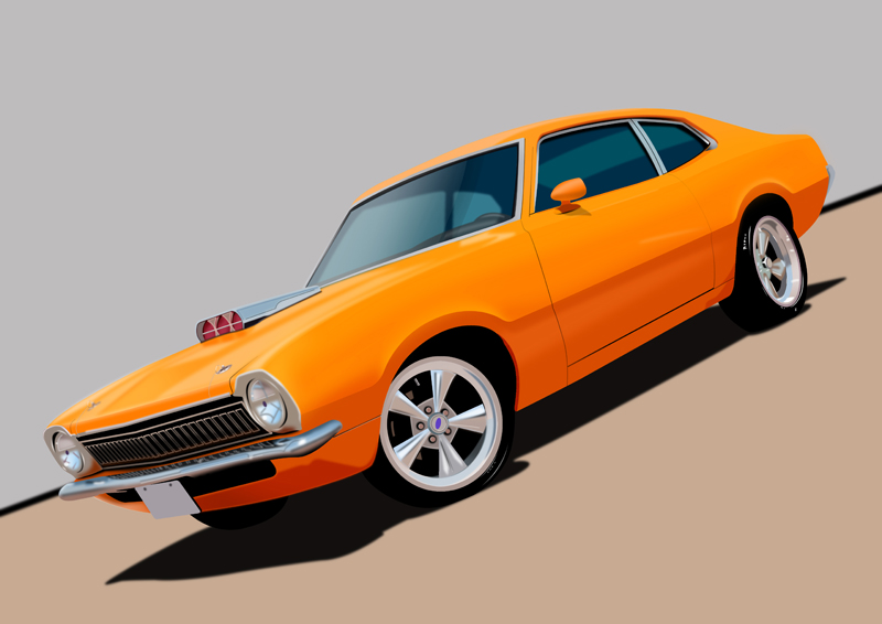 2011 Ford Maverick #3