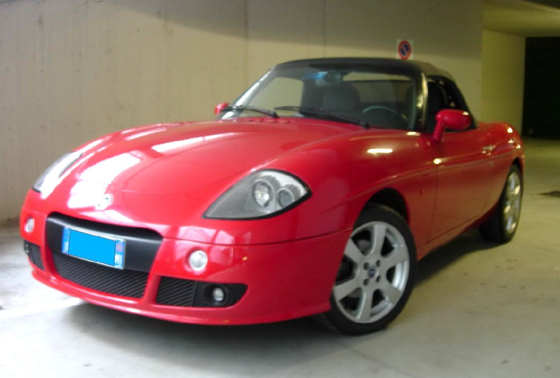 2003 fiat barchetta photos informations articles. Black Bedroom Furniture Sets. Home Design Ideas