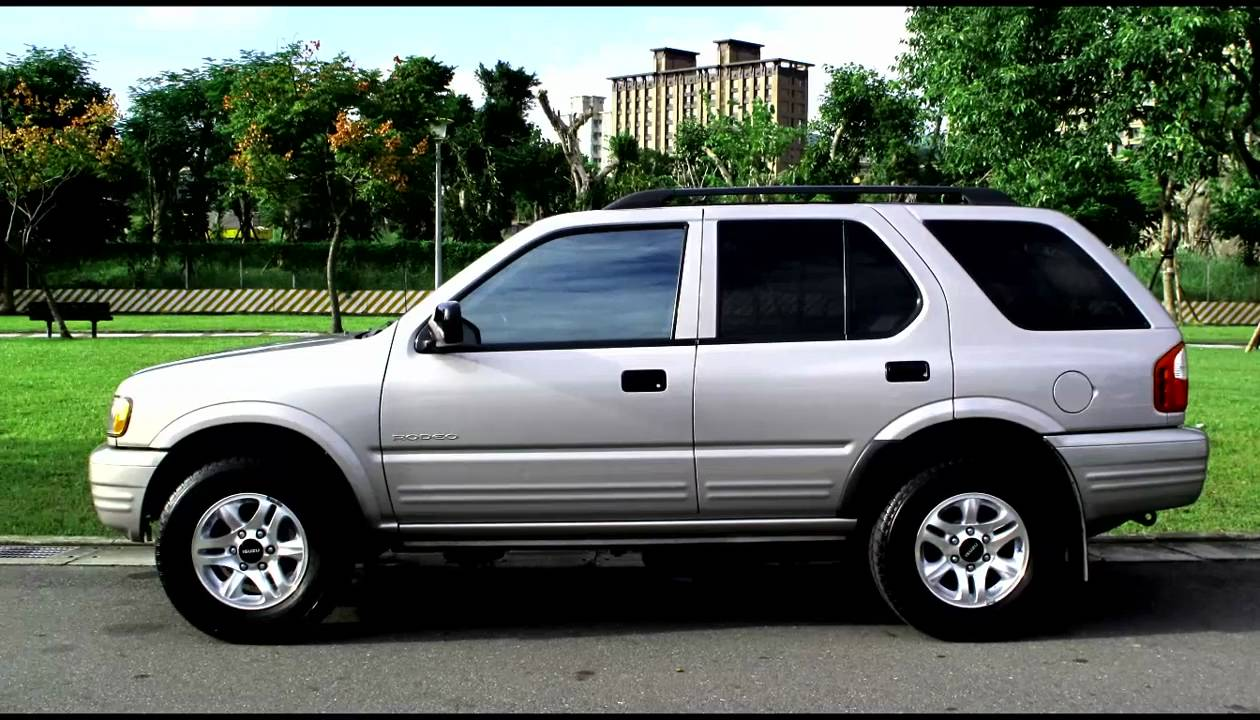 Isuzu Rodeo #7