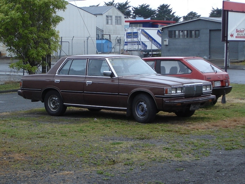 1981 Toyota Crown #2