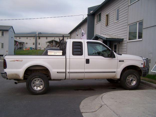 1999 Ford F-250 #12