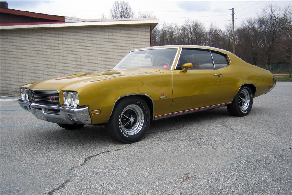 1971 Buick GS #6