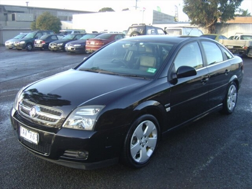 2004 Holden Vectra #7