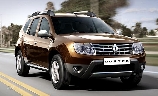 Renault Duster #12