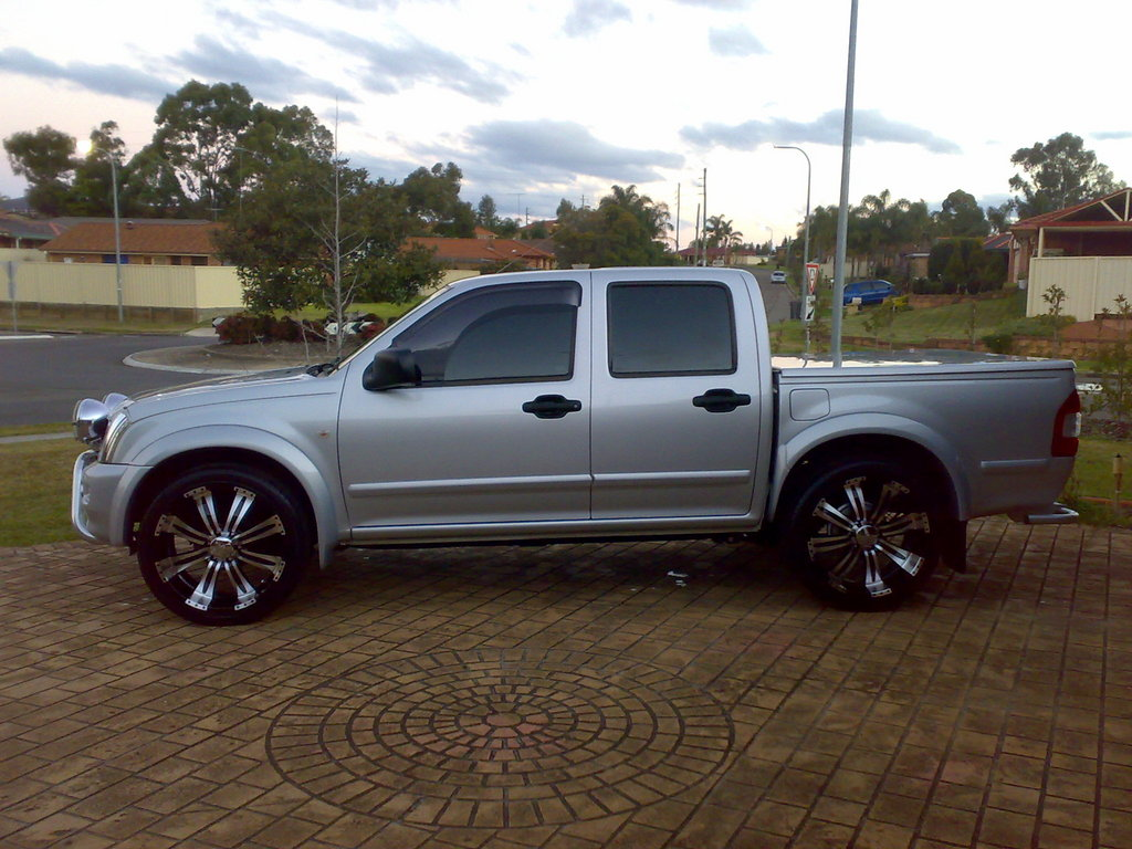 2005 Holden Rodeo #2