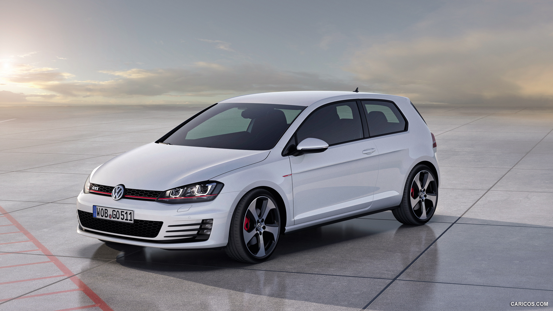 2012 Volkswagen Golf #14