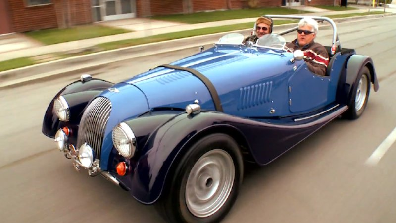 2006 Morgan Plus 8 #9