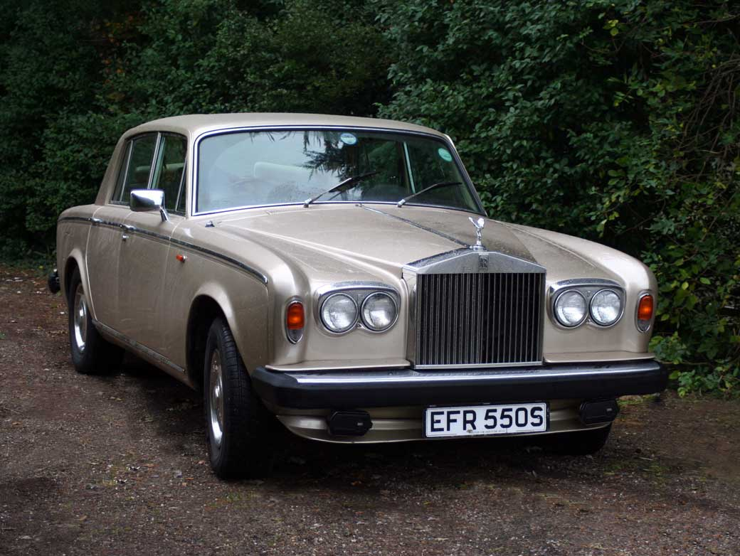 Rolls royce Silver Shadow #13