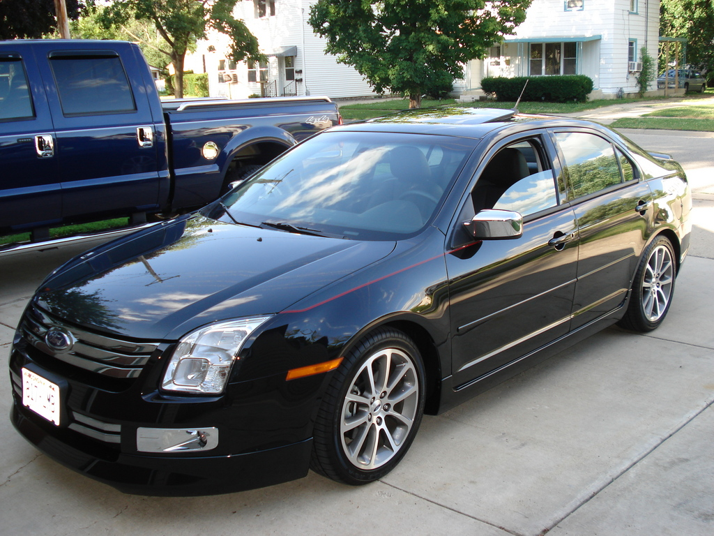 2009 Ford Fusion #8