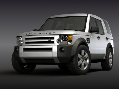Land Rover Discovery 3 #10