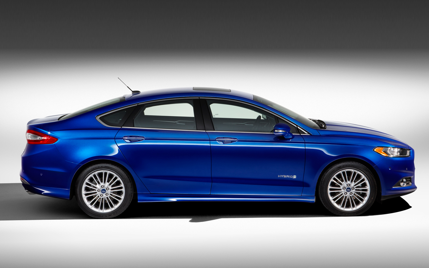 2013 Ford Fusion #5